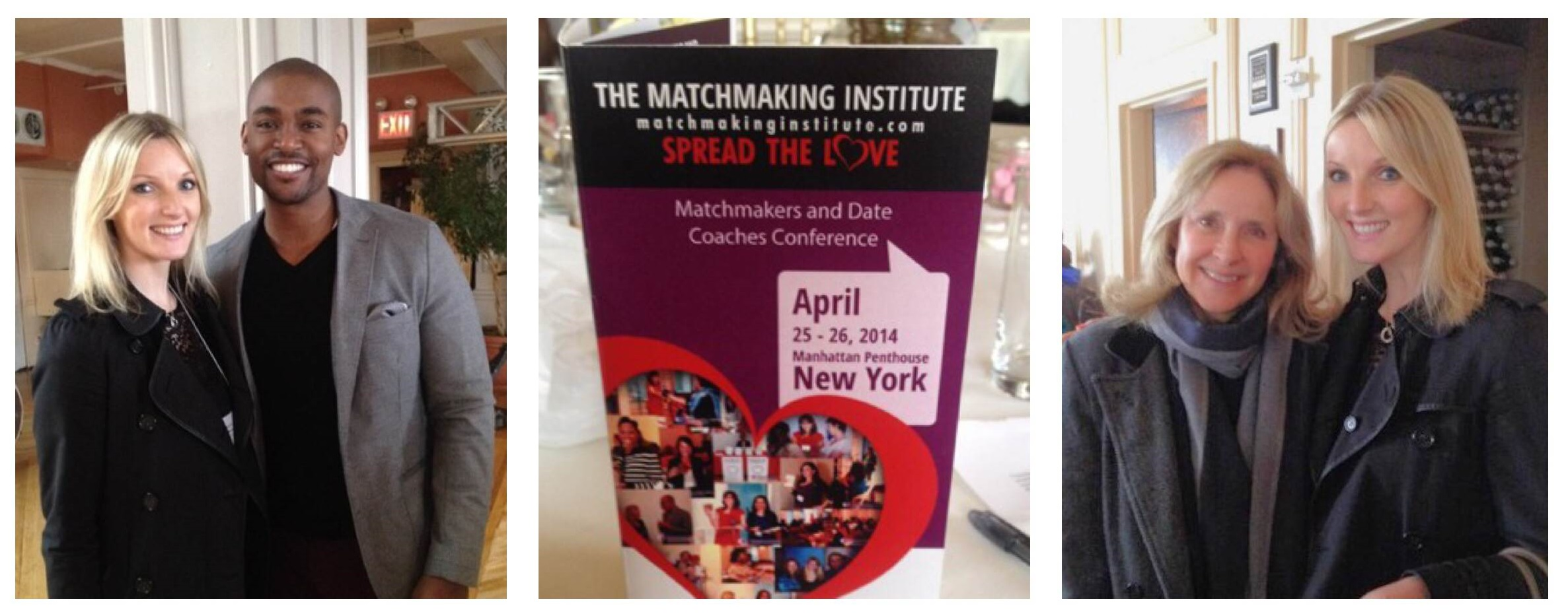 Matchmaking conference 2014