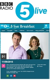 bbc radio 5 live with jacqueline