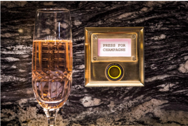 Bob Bob Ricard's 'Press for Champagne'