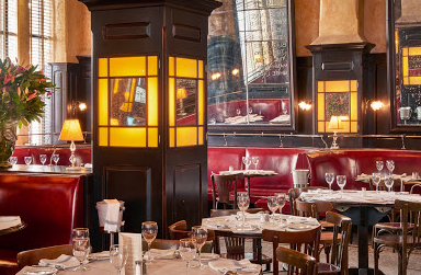 balthazar london date restaurant
