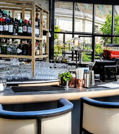601 Queens Road Rooftop Bar London